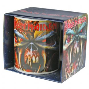 Iron Maiden -Beast - MUG (11oz) (Brand New In Box)